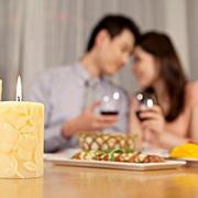 情侣烛光晚餐头像图片12
