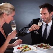 情侣烛光晚餐头像图片7