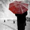 下雨天打伞