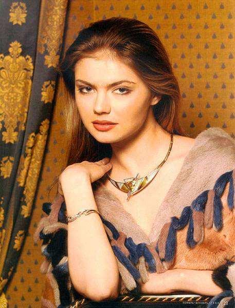 世界十大美女卡巴耶娃