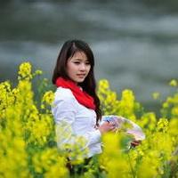 春暖花开唯美头像图片29
