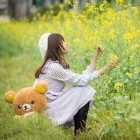 春暖花开唯美头像图片9