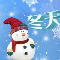 冬天唯美风景雪花头像图片33
