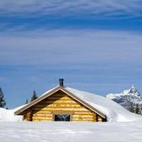 冬天唯美风景雪花头像图片37