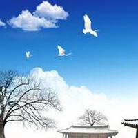 冬天唯美风景雪花头像图片40