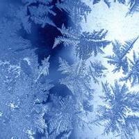 冬天唯美风景雪花头像图片42