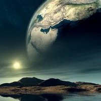 唯美星空夜空头像图片10