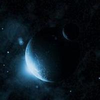唯美星空夜空头像图片13
