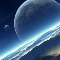 唯美星空夜空头像图片16
