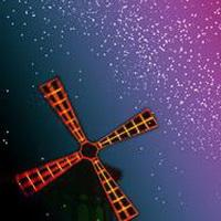 唯美星空夜空头像图片23
