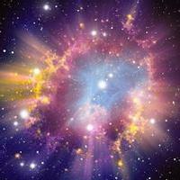 唯美星空夜空头像图片24