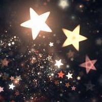唯美星空夜空头像图片3