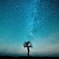 唯美星空夜空头像图片30