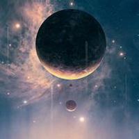 唯美星空夜空头像图片33