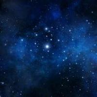 唯美星空夜空头像图片35