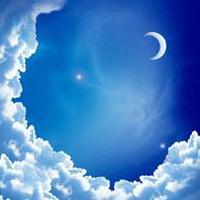 唯美星空夜空头像图片36