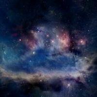 唯美星空夜空头像图片38