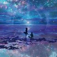 唯美星空夜空头像图片47