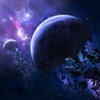 唯美星空夜空头像图片48