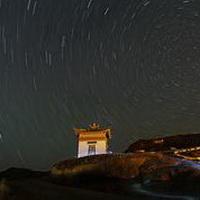唯美星空夜空头像图片53