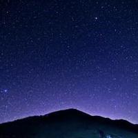 唯美星空夜空头像图片55